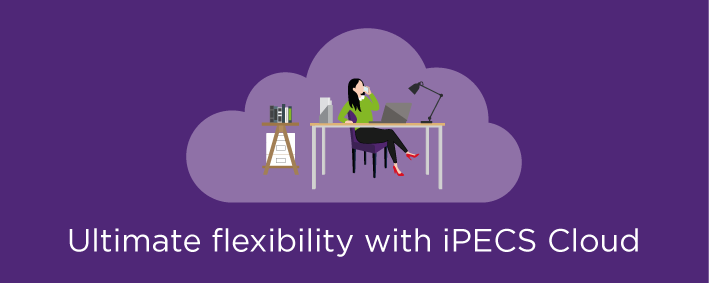 Business Flexibility iPECS Cloud