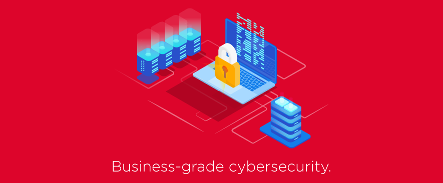 Business Grade cybersecurity