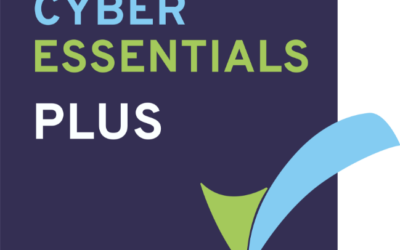 We're Cyber Essentials Plus Accredited!